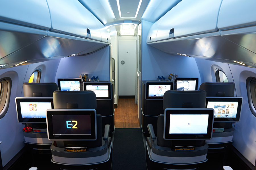 Sponsored Content Embraer Commercial Aviation Presents