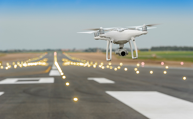 Drones, drone technology, UAS, unmanned aircraft, cargo