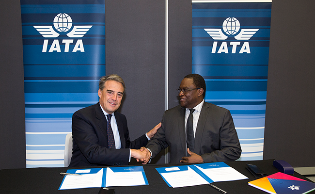IATA and AFRAA