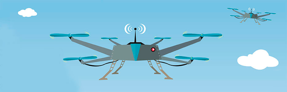 How regulation must keep up with the pace of drone development
